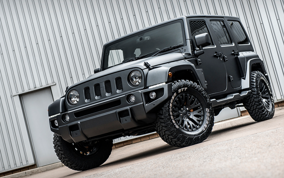 Custom Jeep Rubicon >> Landover Fine Cars and Trucks Inc.